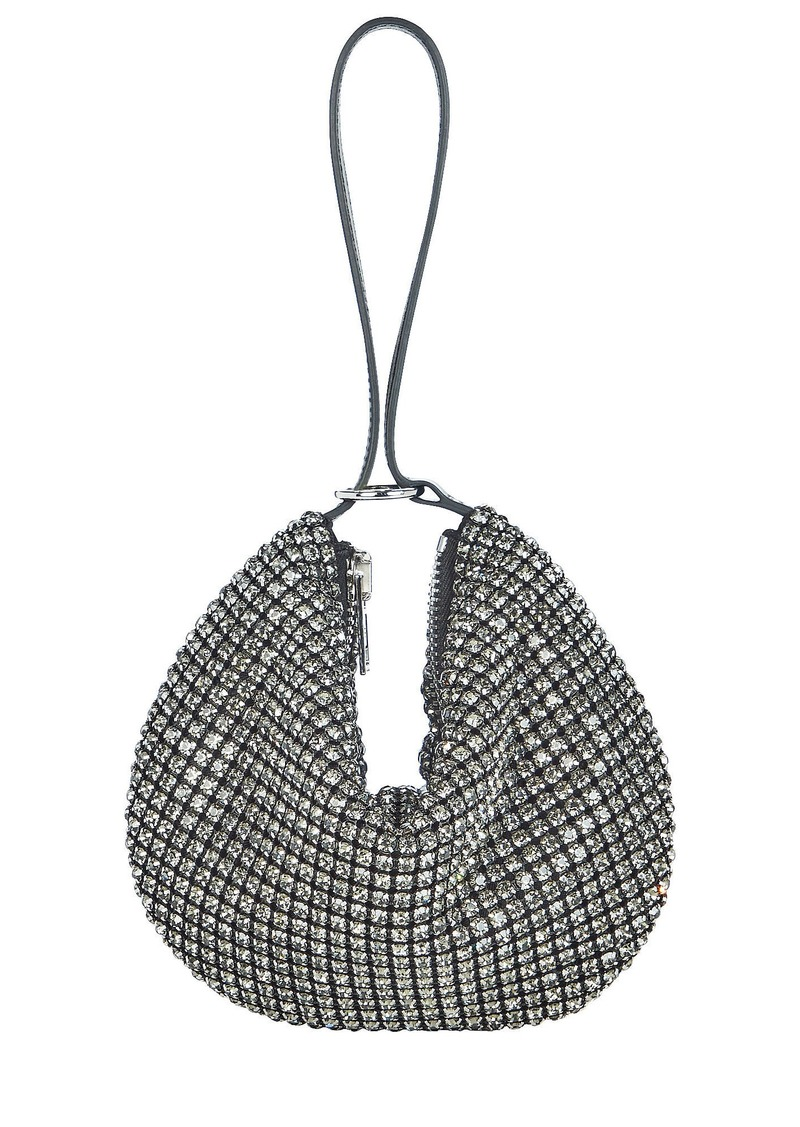 Alexander Wang Wangloc Crystal Fortune Cookie Clutch