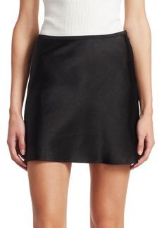 Alexander Wang Wash & Go Mini Skirt