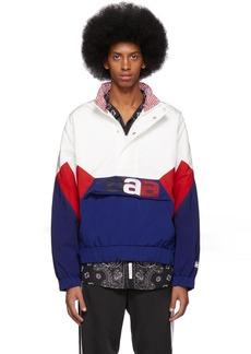 Alexander Wang White Lightweight Jacket