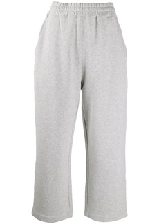 T by Alexander Wang wide-leg track trousers