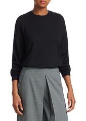 Alexander Wang Wool & Silk Pullover Sweater