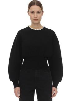 Alexander Wang Wool Blend Knit Sweater