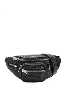 Alexander Wang woven belt bag