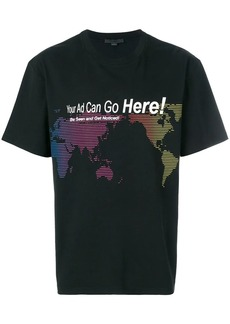 Alexander Wang Your Ad Can Go Here T-shirt