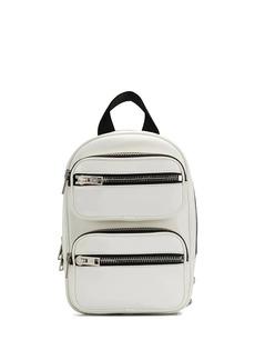 Alexander Wang zip pocket backpack