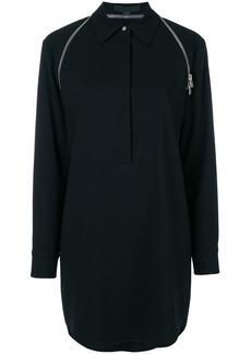 Alexander Wang zip-trimmed shirt dress