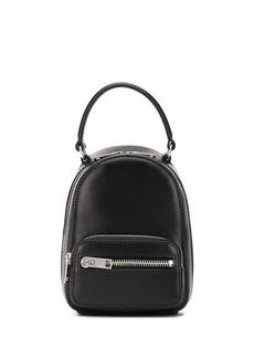 Alexander Wang zipped pocket backpack