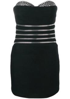 Alexander Wang zipper mini dress