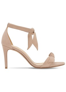 Alexandre Birman 85mm Clarita Suede Sandals