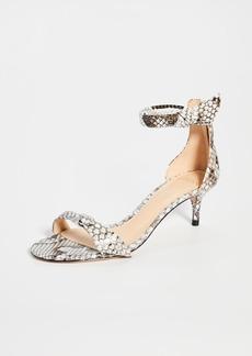 Alexandre Birman Assymetric Clarita 50 Exotic Sandals