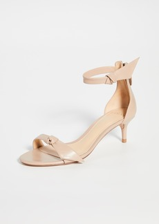 Alexandre Birman Asymmetric Clarita 50mm Sandals