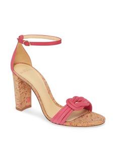 Alexandre Birman Chiara Cork Ankle Strap Sandal (Women)