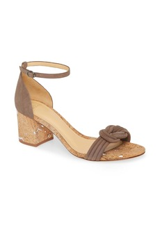 Alexandre Birman Malica Knot Ankle Strap Sandal (Women)