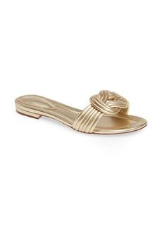 Alexandre Birman Vicky Knot Flat Sandal (Women)