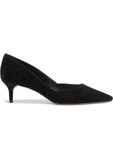 Alexandre Birman Woman Margot Suede Pumps Black