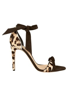 Alexandre Birman Clarita 100 Calf Hair Sandals