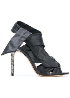 Alexandre Birman Maleah ankle-wrap sandals