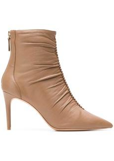 Alexandre Birman stiletto ankleb boots