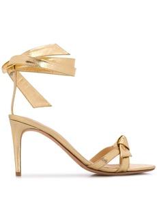 Alexandre Birman wrap tie heeled sandals