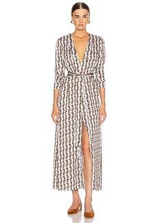 Alexis Cosgrove Robe Dress