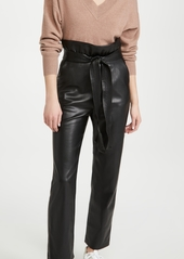 Alexis Kayden Faux Leather Pants