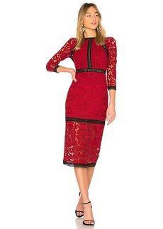 Alexis Randie Lace Midi Dress