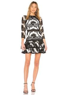 Alexis Sheena Lace Mini Dress