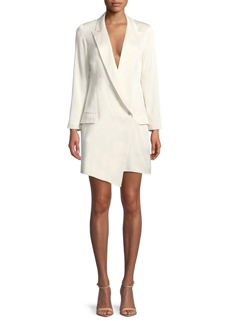 5854008eb0326 SALE! Alexis Aliyah One-Button Blazer Dress