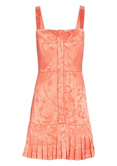 Alexis Alys Sleeveless Jacquard Mini Dress