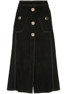 Alexis Balton denim skirt