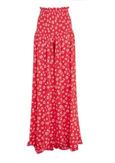 Alexis Biasi Floral Wide Leg Pants