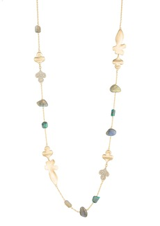 Alexis Bittar Abstract Station Necklace