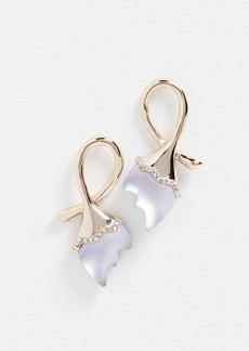 Alexis Bittar Abstract Tulip Stud Earrings