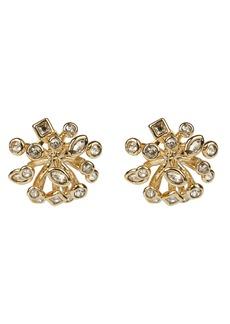 Alexis Bittar Asteria Nova Crystal Burst Stud Earrings