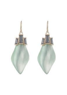 Alexis Bittar Baguette Drop Earrings