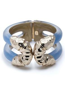 Alexis Bittar Bamboo Hinge Bracelet