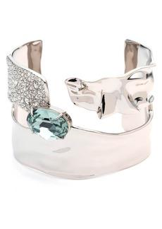 Alexis Bittar Crumpled Cuff Bracelet