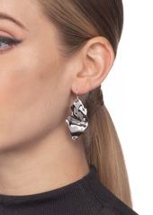 Alexis Bittar Crumpled Drop Earrings