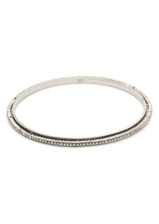 Alexis Bittar Crystal Encrusted Bangle