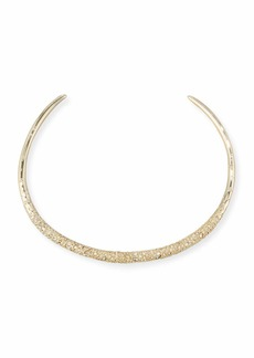 Alexis Bittar Crystal-Encrusted Collar Necklace