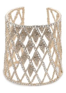 Alexis Bittar Crystal Lattice Cuff