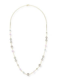 Alexis Bittar Crystal Station Necklace