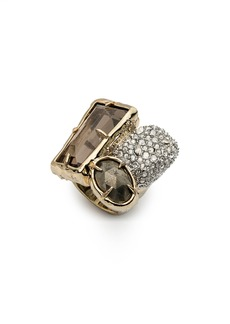 Alexis Bittar Elements Crystal Statement Ring