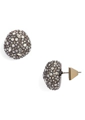 Alexis Bittar Elements Pavé Stud Earrings