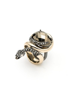 Alexis Bittar Elements Snake Stone Ring