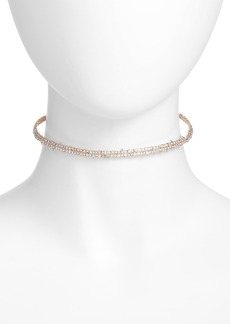 Alexis Bittar Elements Spike Crystal Choker