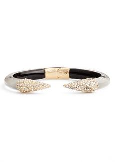 Alexis Bittar Encrusted Hinge Bracelet