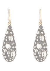 Alexis Bittar Essentials Diamond Dust Dewdrop Earrings