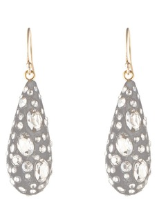 Alexis Bittar Essentials Diamond Dust Dewdrop Earrings