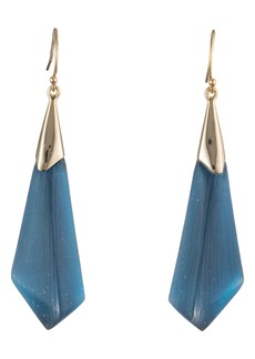 Alexis Bittar Essentials Faceted Drop Earrings
